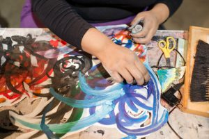 RedLine has expanded its outreach to include ArtCorps mentoring for homeless youth.