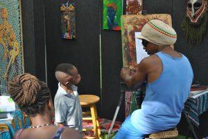 Mural Artist Engagement