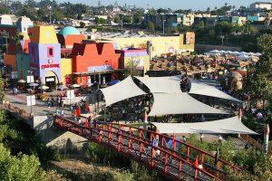Festival view