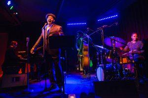 Allan Harris at BLU Jazz+