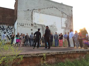 Creative Interventions Tour, Macon