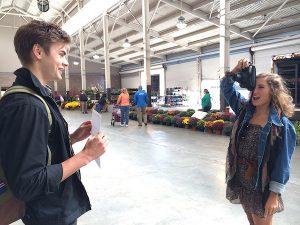 Creative Interventions Tour, Detroit