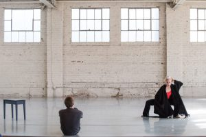 Wonderbound offers a gathering place around its works-in-motion.