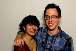 Fatimah Asghar and Nicholas Ward