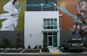Iron Bird Lofts in the Mural District