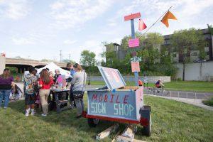 Mobile Sign Shop