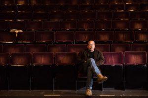 Tony Garcia, executive artistic director of Su Teatro.
