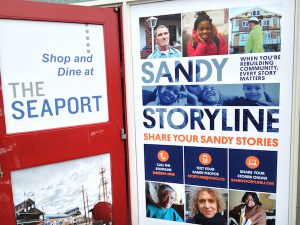 Sandy Storyline Seaport