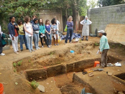 Yarrow Mamout Archaeology Project