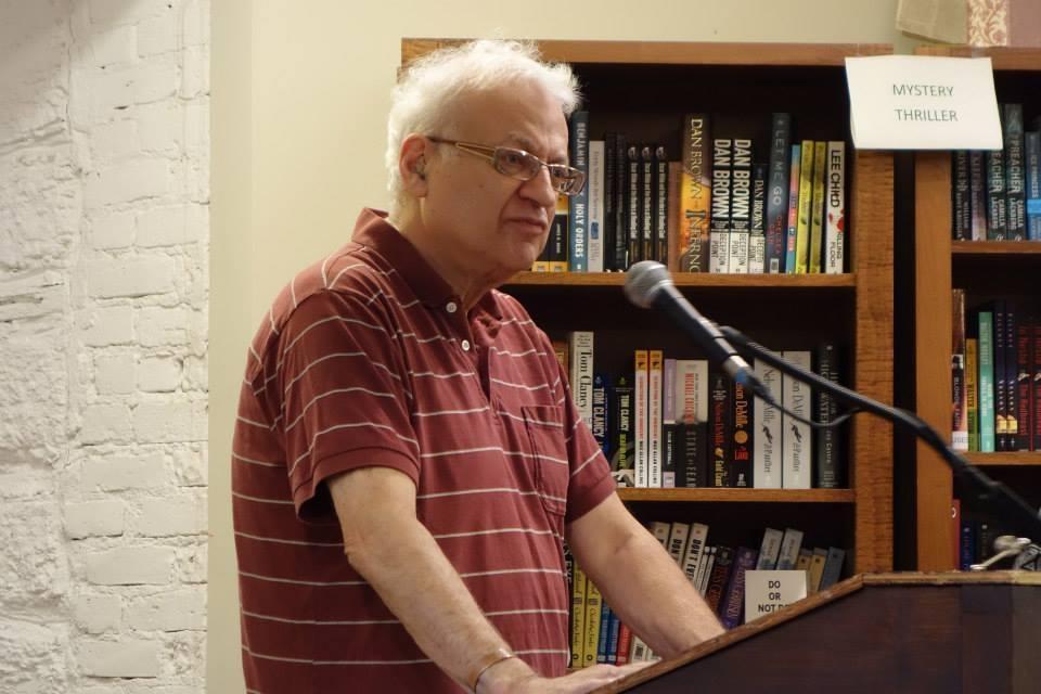 David Unowsky reading