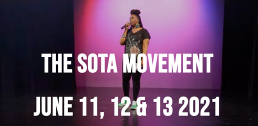 Graphic: THE SOTA MOVEMENT, JUNE 11, 12 & 13, 2021